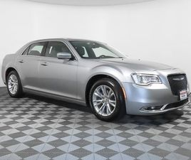 SILVER COLOR 2018 CHRYSLER 300 TOURING FOR SALE IN CAMP SPRINGS, MD 20746. VIN IS 2C3CCAAG