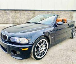 2006 BMW M3 CABRIOLET E46 SMG / SOLD! | CARS & TRUCKS | HAMILTON | KIJIJI