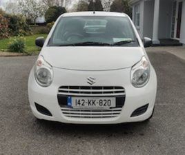 SUZUKI ALTO (WHITE) 1.0 PETROL. YEAR 2014 (142) FOR SALE IN DUBLIN FOR €5000 ON DONEDEAL