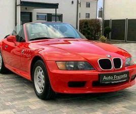 BMW Z3 CABRIO 1.9*SITZH*M-SPORT LENKRAD*AUTOMATIK*2HAND