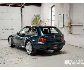BMW Z3 2,8 COUPÉ IN BOSTONGRÜN AUS ERSTER HAND - GEBRAUCHTWAGEN.AT
