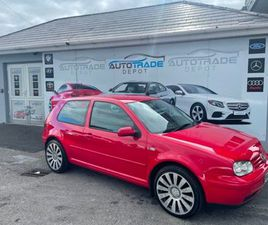 VOLKSWAGEN GOLF GT TDI 150 HP FOR SALE IN LIMERICK FOR €3,950 ON DONEDEAL