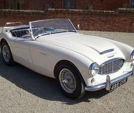 AUSTIN HEALEY 100/6 BN4 2+2 WITH O/DRIVE 1957 RESTORED TO THE HIGHEST STANDARDS