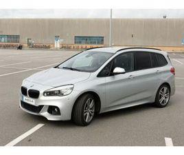 BMW 218I GRAN TOURER 7SITZ M-SPORT LED NAVI AHK