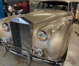 FOR SALE: 1959 ROLLS-ROYCE SILVER CLOUD IN STRATFORD, NEW JERSEY