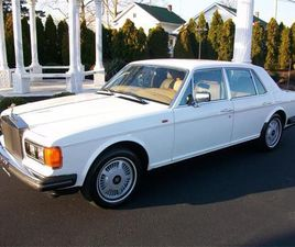 FOR SALE: 1986 ROLLS-ROYCE SILVER SPUR IN STRATFORD, NEW JERSEY