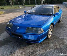 ALPINE RENAULT V6 TURBO GTA 1989