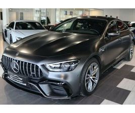 MERCEDES-BENZ AMG GT 53 4MATIC+*DESIGNO*MASSAGE*V8-STYLING*