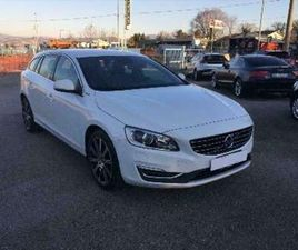 VOLVO V60 D6 TWIN ENGINE 220 68 CH GEARTRONIC 6 SUMMUM