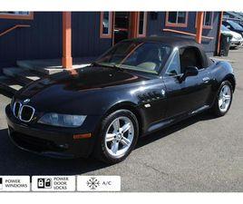 FOR SALE: 2000 BMW Z3 IN TACOMA, WASHINGTON