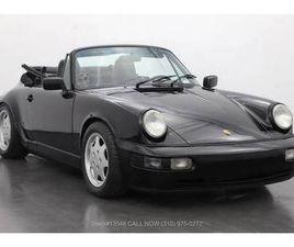 1990 PORSCHE 964 CABRIOLET