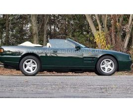 ASTON MARTIN VIRAGE VOLANTE LHD REFERENCE CLASS