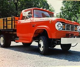 FOR SALE AT AUCTION: 1966 DODGE W300 IN CARLISLE, PENNSYLVANIA