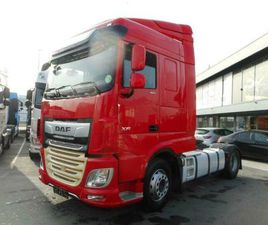 ② DAF XF 480 FT SPACE CAB (BJ 2018) - CAMIONS
