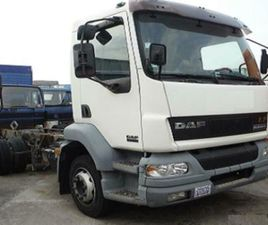 ② DAF LF 55 CHASSIS (28) - CAMIONS