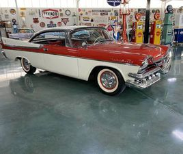 1957 DODGE CUSTOM ROYAL LANCER CUSTOM ROYAL LANCER