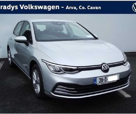 VOLKSWAGEN GOLF LIFE 2.0 TDI 115BHP M6F 5DR FOR SALE IN CAVAN FOR €30,500 ON DONEDEAL