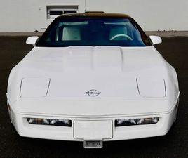 1989 CHEVROLET CORVETTE C4 TARGA 35TH ANNIVERSARY