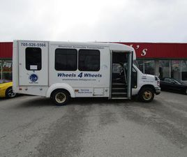 USED 2012 FORD ECONOLINE AS TRADED