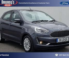 FORD KA+ 1.2 PETROL 5DR FOR SALE IN LAOIS FOR €14,500 ON DONEDEAL