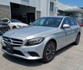 MERCEDES-BENZ CLASE C 2020 4P C 200 EXCLUSIVE L4/1.5/T AUT