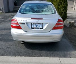 2004 MERCEDES CLK 320 - 2 DOOR COUPE! PRICED TO SELL. | CARS & TRUCKS | CITY OF TORONTO |