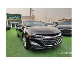 CHEVROLET MALIBU LT FOR SALE: AED 37,500