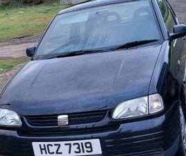 2001 SEAT AROSA S AUTOMATIC