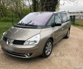 GRAND ESPACE 4 25TH 7 PLACES,2,0DCI DVD, TOIT PANO