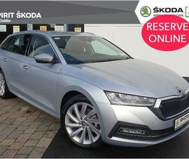 SKODA OCTAVIA COMBI STYLE 1.0TSI 110BHP - FREE DE FOR SALE IN DUBLIN FOR €28,950 ON DONEDE