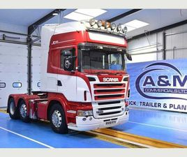 (08) SCANIA R560 TOPLINE, EURO 4, 6X2 MIDLIFT & S FOR SALE IN MONAGHAN FOR €UNDEFINED ON D