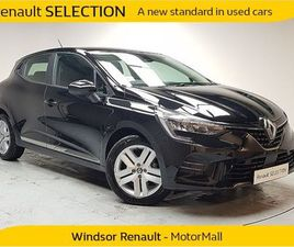 RENAULT CLIO DYNAMIQUE TCE 100 MY19 5D FOR SALE IN DUBLIN FOR €18,670 ON DONEDEAL