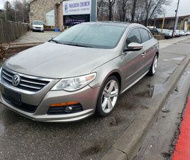 2011 VW PASSAT CC R LINE | CARS & TRUCKS | CITY OF TORONTO | KIJIJI