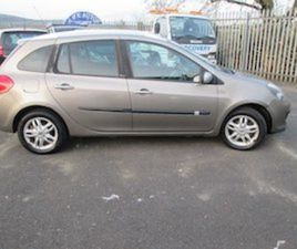 RENAULT CLIO TOUR ESTATE 1.2 16V MONACO , 2009 FOR SALE IN WEXFORD FOR €2750 ON DONEDEAL