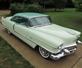 1956 CADILLAC 62 SERIES COUPE DEVILLE