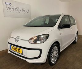VOLKSWAGEN UP! CUP EDITION BLUEMOTION, NL-AUTO, NAP, 5-DRS, AIRCO