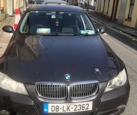 BMW 08 FOR SALE IN GALWAY FOR €0 ON DONEDEAL