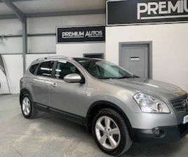 NISSAN QASHQAI +2, 2010 2.0DCI 7 SEATS FOR SALE IN WATERFORD FOR €4750 ON DONEDEAL