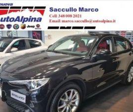 ALFA ROMEO STELVIO 2.2 TURBODIESEL 190 CV AT8 RWD EXECUTIVE - AUTO USATE - QUATTRORUOTE.IT