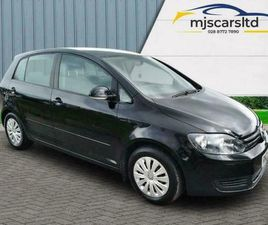 2011 VOLKSWAGEN GOLF PLUS SE TDI
