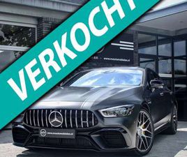MERCEDES-BENZ AMG GT 63 S EDITION 1 4MATIC