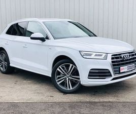AUDI Q5 40 TDI QUATTRO S LINE UPGRADE ALLOYS MED FOR SALE IN TYRONE FOR £31,490 ON DONEDEA