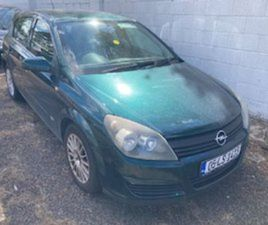 OPEL ASTRA PARTS ONLY BREAKING FOR PARTS 1.4 CLU FOR SALE IN CORK FOR € ON DONEDEAL