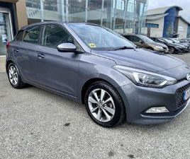 HYUNDAI I20 ACTIVE DELUXE 5DR FOR SALE IN DUBLIN FOR €12,950 ON DONEDEAL