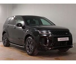 LAND ROVER NEW DISCOVERY SPORT P300E R-DYNAMIC SE PETROL PHEV 1.5 5DR