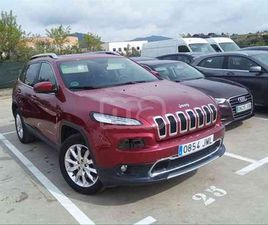 JEEP - CHEROKEE 2.2 CRD 200 CV LIMITED AUTO 4X4 ACT. D.I