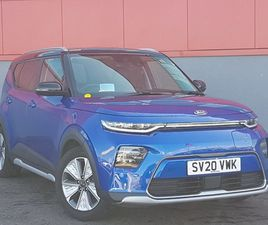 USED 2020 (20) KIA SOUL 150KW FIRST EDITION 64KWH 5DR AUTO IN ABERDEEN