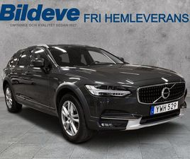 VOLVO V90 CROSS COUNTRY D4 AWD BUSINESS ADVANCED