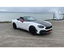 124 SPIDER 1.4 TB ABARTH AUTOMATIC