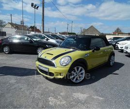 II CABRIOLET 1.6 184 COOPER S PACK RED HOT CHILI